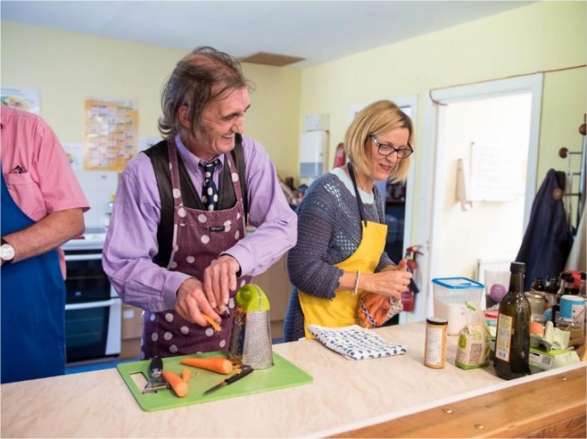 Practical skills for a healthier life